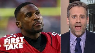 Download Patrick Peterson's PED suspension could hurt his Hall of Fame chances - Max Kellerman | First Take Video