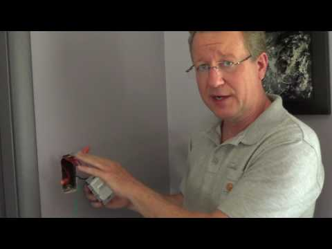 How to Install a Dimmer Switch - Single Pole Dimmer