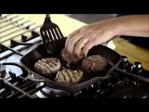 How to cook a Lamb Burger