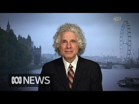Is the world better than ever before? Steven Pinker thinks so