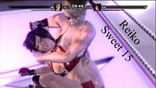 Rumble Roses XX Reiko Ryona Destruction (15 HD)