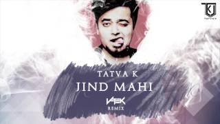 TaTvA K feat. Gitaz Bindrakhia - Jind Mahi (V-Tek Remix)