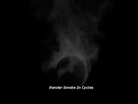 Tip: Render Smoke in Cycles