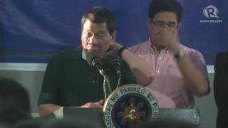FULL SPEECH: Duterte visits the 2nd Mechanized Infantry Brigade in Iligan City