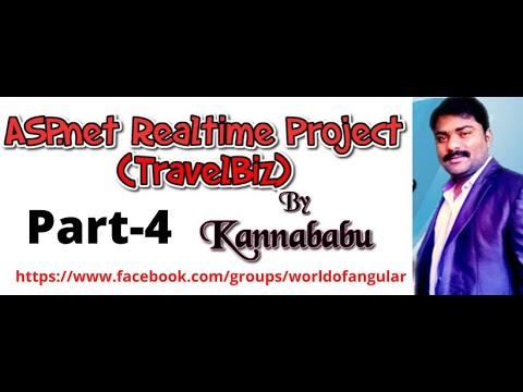 ASP.net PROJECT BY KANNABABU(PART-4)