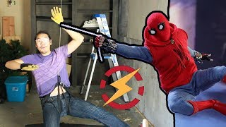 Real Spider-Man Web Shooters Part 1: The Plan (Webs are @#%$ Magic)