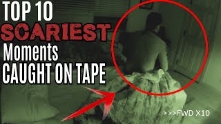 Download Top 10 Scariest Paranormal Moments Caught on Camera | Mindseed TV Edition