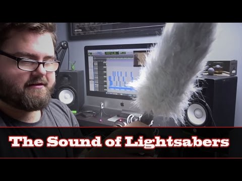 Inside the Sound Episode 4: Lightsabers!