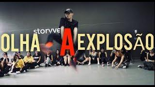 MC Kevinho - Encaixa(KondZilla) // choreography(dance) by