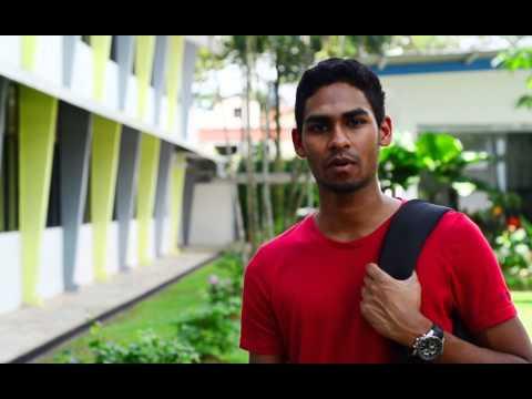 Student Experience: Thisal Karunarathe (Sri Lanka)