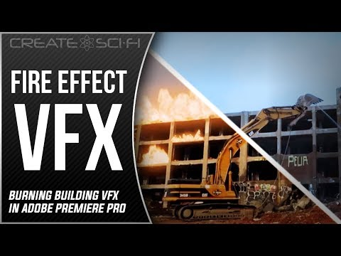 How To Composite Fire & Smoke Elements: Without After Effects