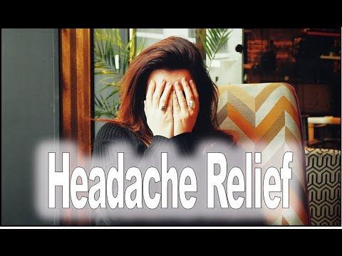 (How to get rid of a *Migraine* Heachache) Naturally