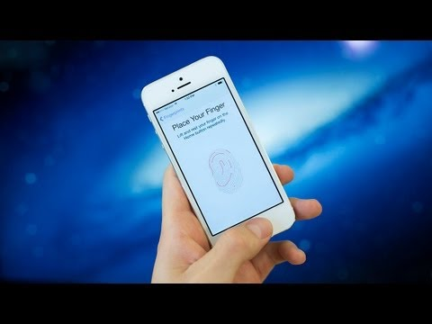 How To: Setup iPhone 5s Fingerprint Touch ID