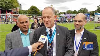 Geo News Special –Mega Mela in Manchester City