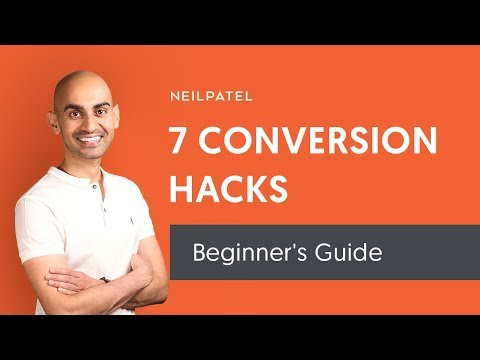 7 Cool Hacks That'll Boost Your Conversion Rate