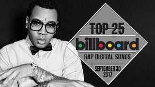 Top 25 • Billboard Rap Songs • September 30, 2017 | Download-Charts
