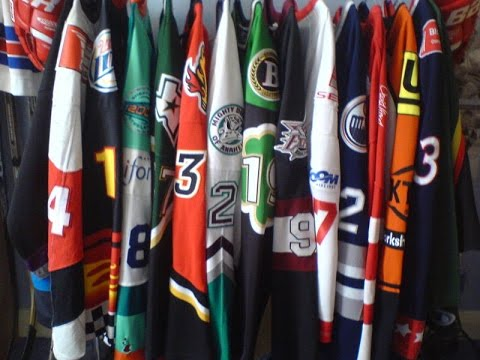 how to wash your NFL/NHL/MLS/MLB/NCAA jersey