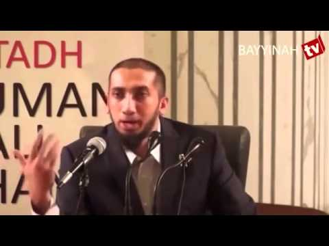 Nouman Ali Khan ~ Friendship!!