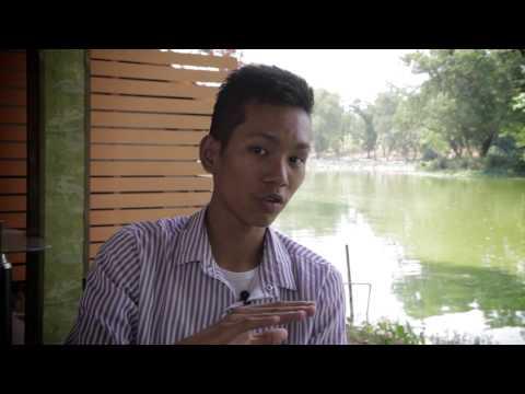 BURMA BITES #07: Learn the Burmese Language - Thank You! (How to say)