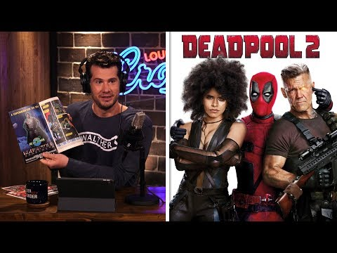 DEADPOOL 2 MOVIE REVIEW: Fun But Safe… | Louder With Crowder