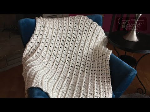 How to Crochet A Baby Blanket: Timeless Memories