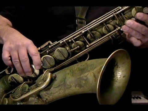 Saxophone Tips for Beginners #3 - Playing Tunes by Ear - Saxophone Lessons