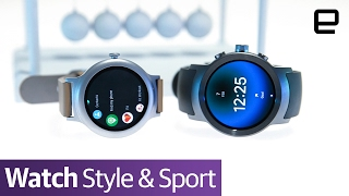 LG Watch Style and Sport: Review