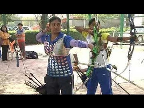 The next generation of archers from India