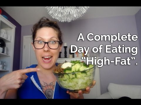 A Day of Eating Keto (with Intermittent Fasting)