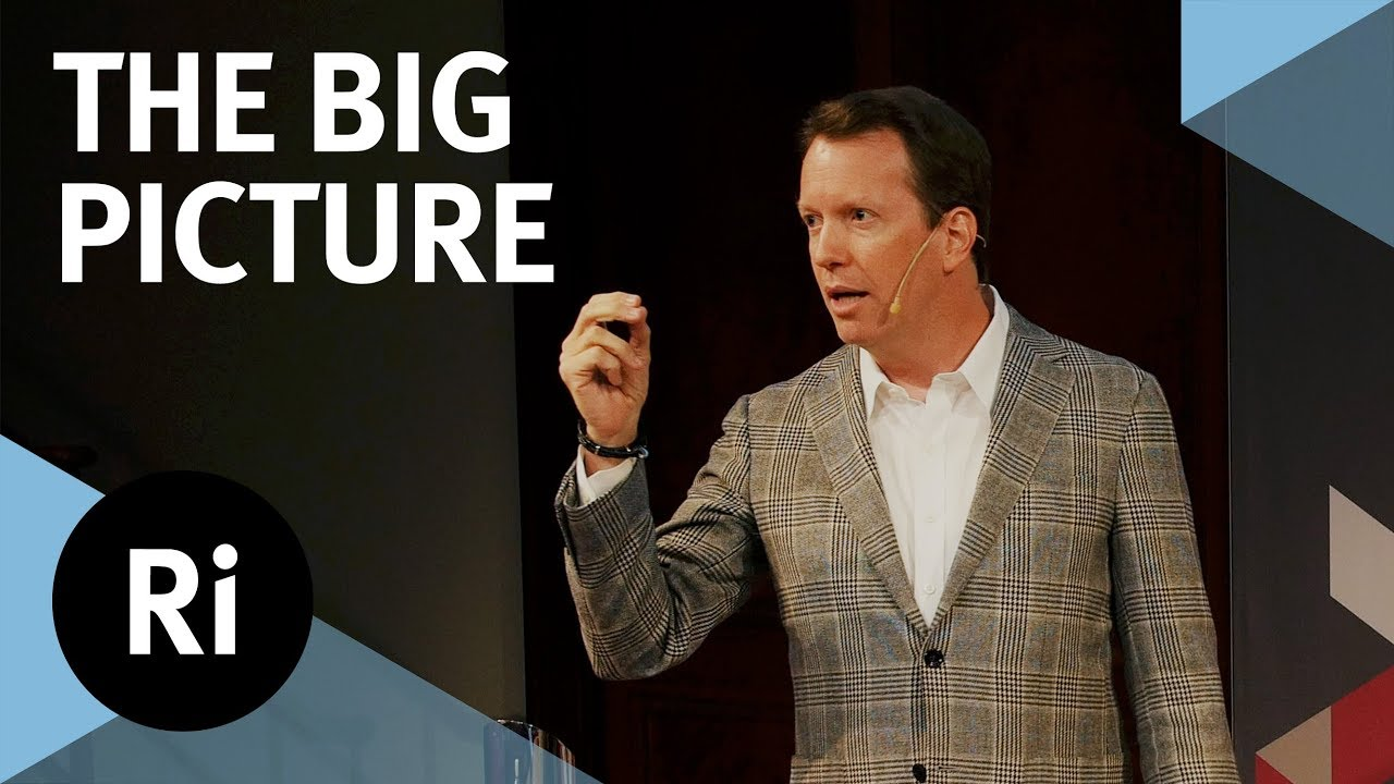 The Big Picture: From the Big Bang to the Meaning of Life - with Sean Carroll