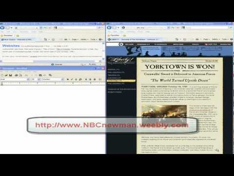 How to Cite a Website in MLA - Advanced