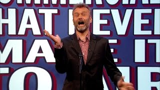 Commercials that never made it to air – Mock the Week: Series 14 Episode 1 Preview – BBC Two