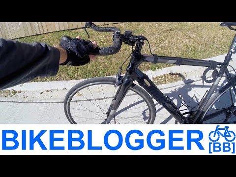Bike Handlebar Tape Lizard Skins Commuting Extended BikeBlogger