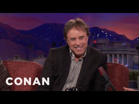 Kevin Nealon On Emotional Support Dogs & Hamsters  - CONAN on TBS
