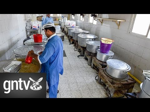 Iftar meals for thousands