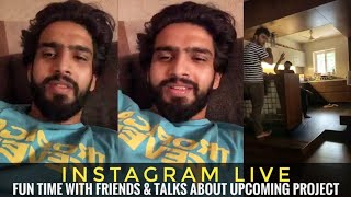 Amaal Mallik Instagram Live || Funtime With Friend & Talks About Upcoming Project || SLV 2019