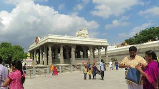 Kamakshi Temple Of Kanchipuram.