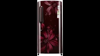 LG Refrigerator Single Door unpacking from Amazon