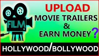 Download Can i Upload MOVIES TRAILER And Earn Money From Them? (HINDI/URDU) Video