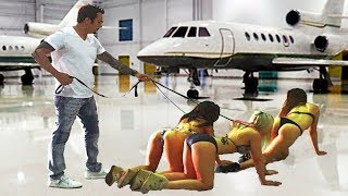 Top 5 Most Ridiculous Things DONE BY MILLIONAIRES!