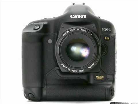 Canon 1Ds Mark II Sound