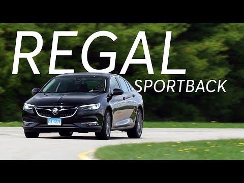 2018 Buick Regal Sportback Quick Drive   Consumer Reports