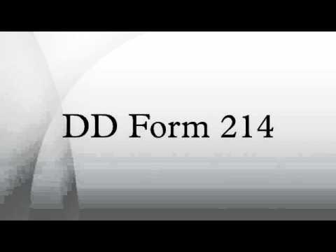 DD Form 214