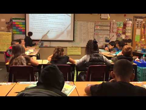 A DAY IN THE LIFE OF AN ELEMENTARY SCHOOL TEACHER