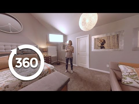 360 Tour of Genevieve and Vern's Trading Spaces Rooms