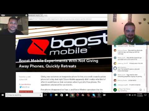 Boost Mobile Sprint Prepaid Giving Free Phones Again After Losing 500k Customers
