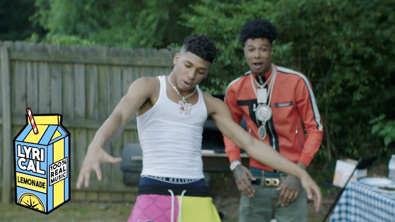 NLE Choppa - Shotta Flow Remix ft. Blueface (Directed by Cole Bennett)