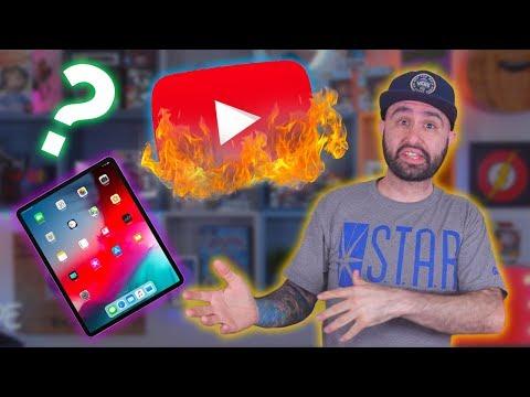 I have a secret YouTube channel + Goodbye iPad Pro? - AskDom 9.0