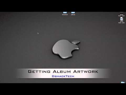 Mac OSX Helpful Hints Epi 3: Dashboard Widgets, Album Artworkd, 