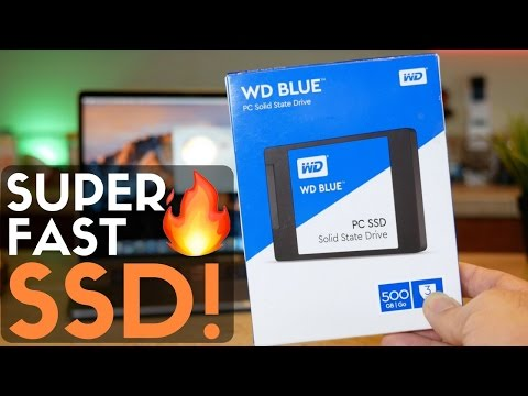 How to use an SSD for FAST External Backup! 🔥